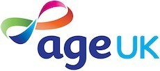 Logo for older people charity Age UK