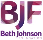 Logo for older people charity Beth Johnson Foundation