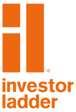 Logo for science and technology investment company client Investor Ladder